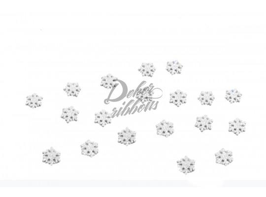 Sněhové vločky, 36 ks