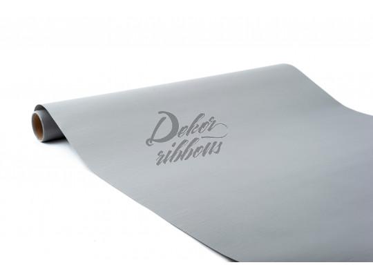 Papír DUO 50 cm, 4,57 m - šedá