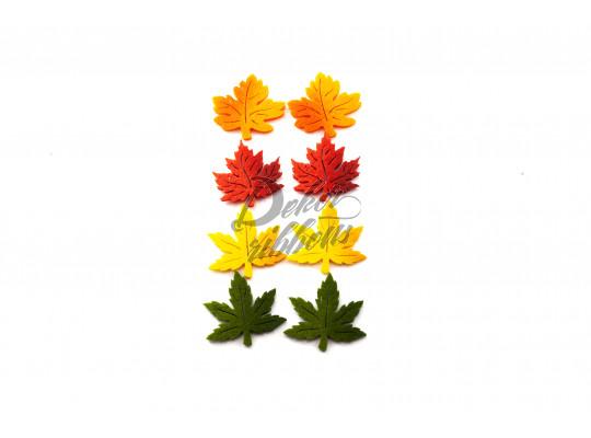 Podzimní listy, 8 ks