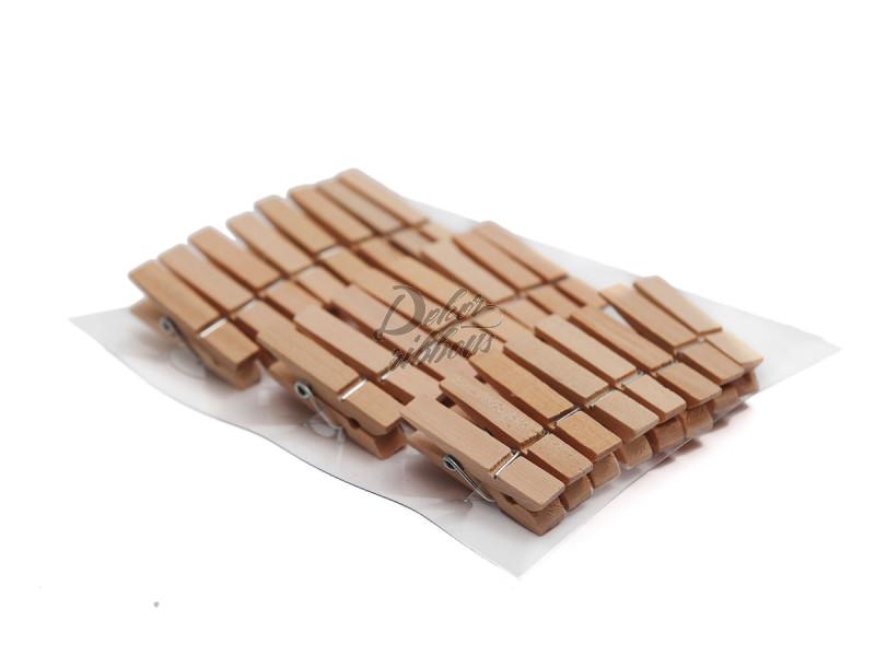 Kolíčky dřevěné 35 mm