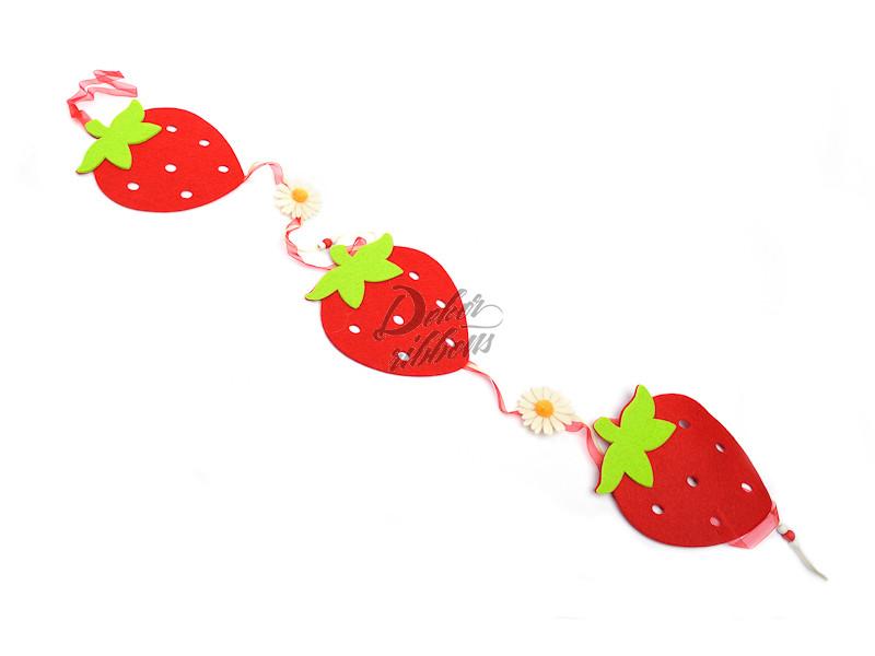 Jahody-závěs