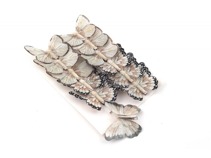 Motýl 8 cm