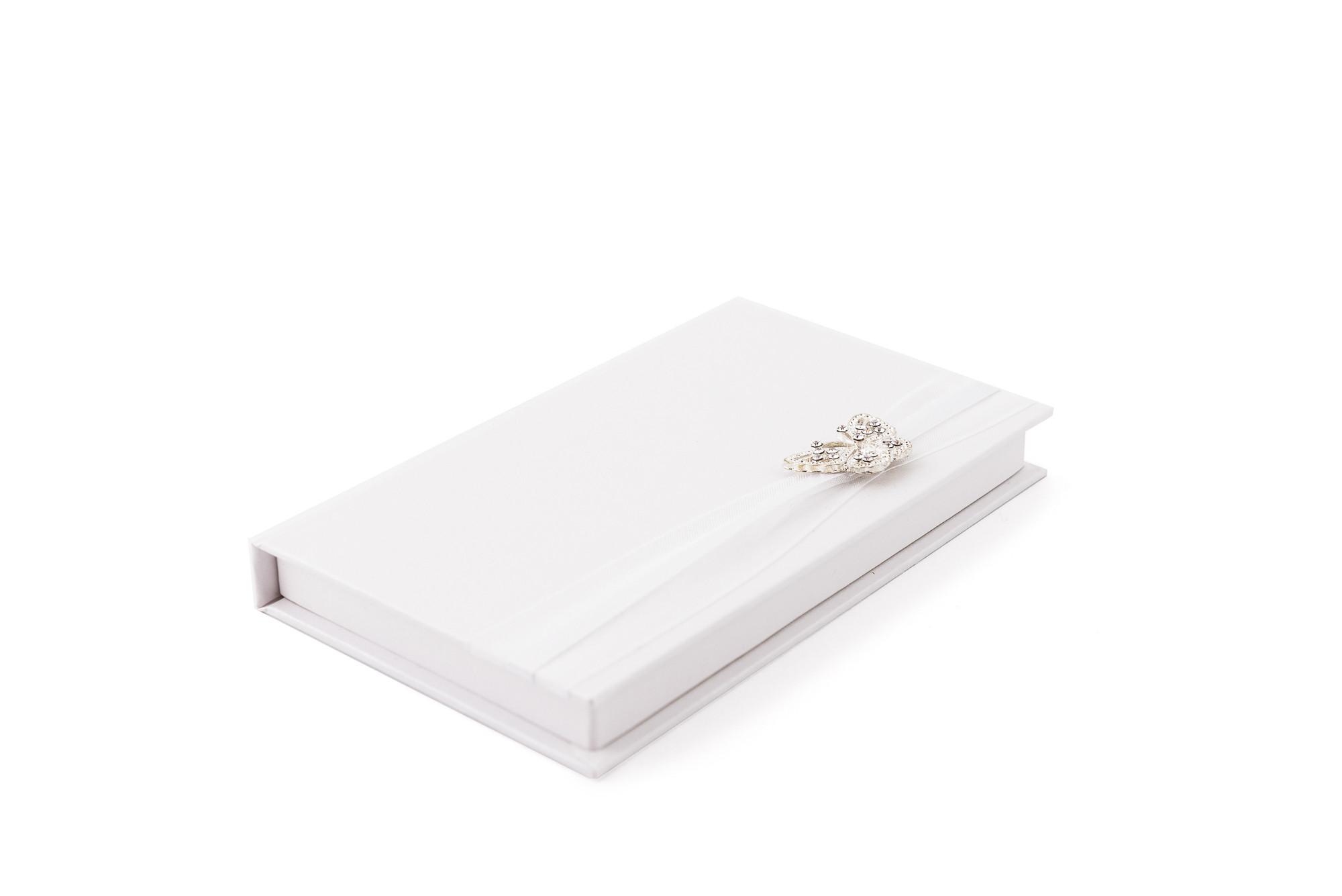 Ozdobná krabička na peníze - motýl