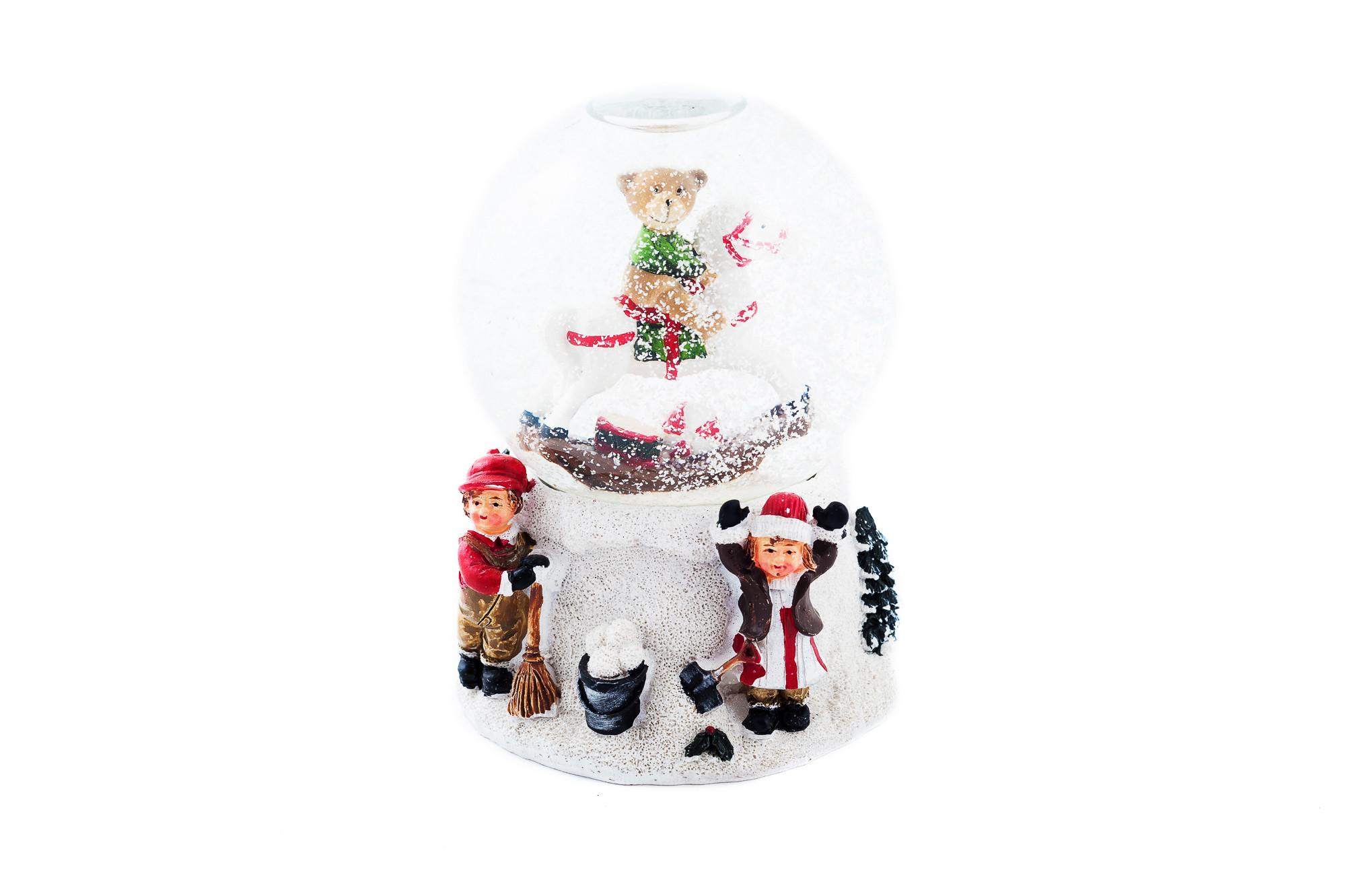 Sněžítko - chlapeček na koni