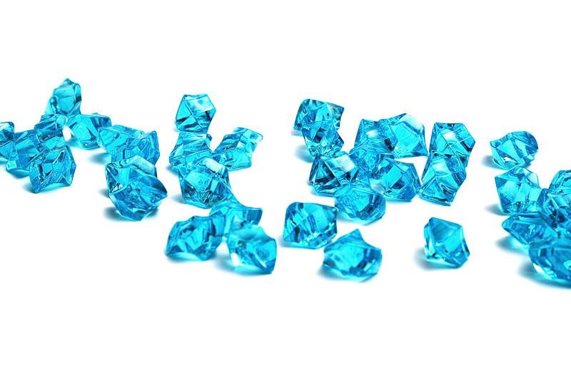 akrylové krystaly
