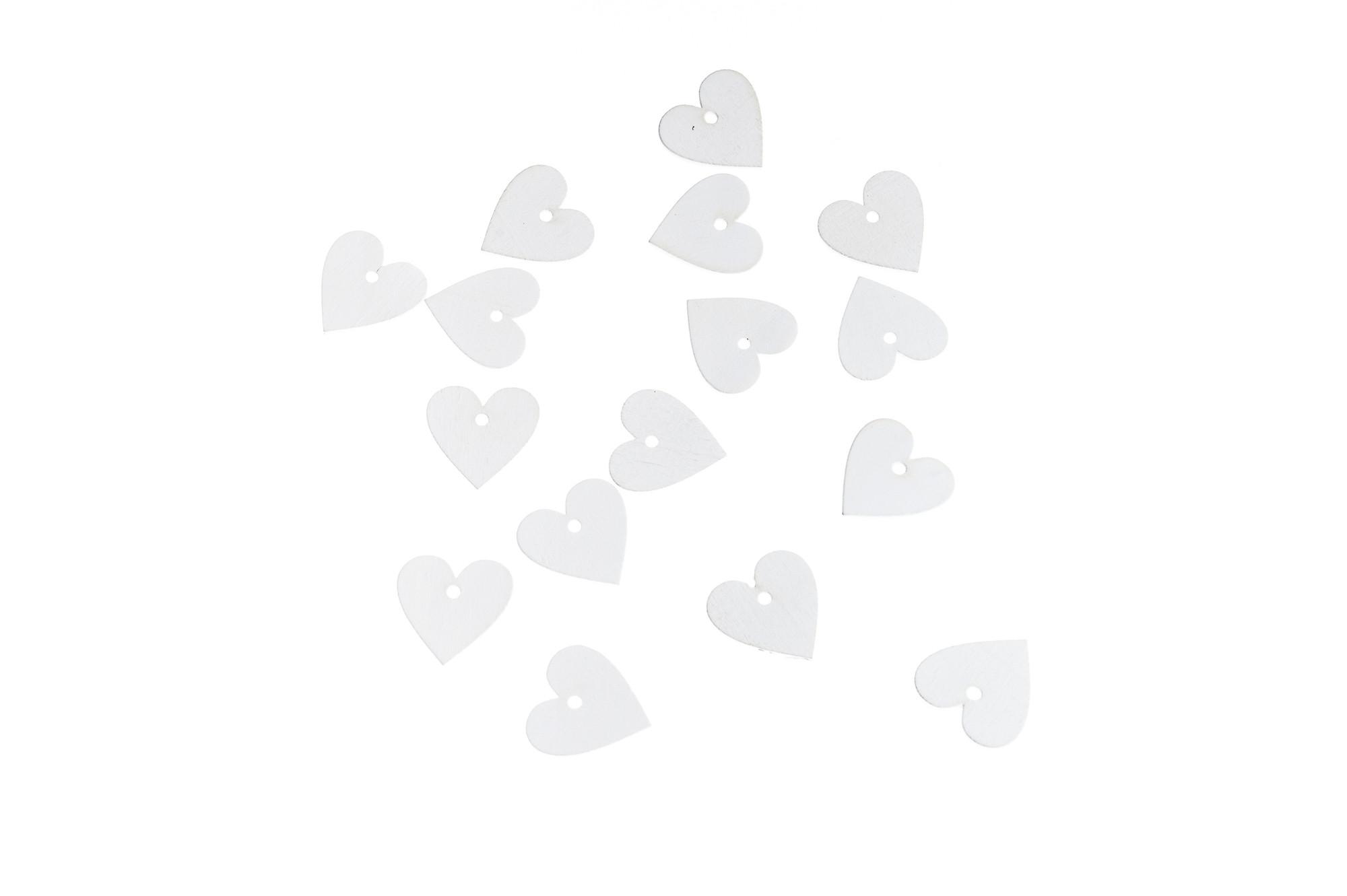 Srdíčka 3,5 cm, 40 ks