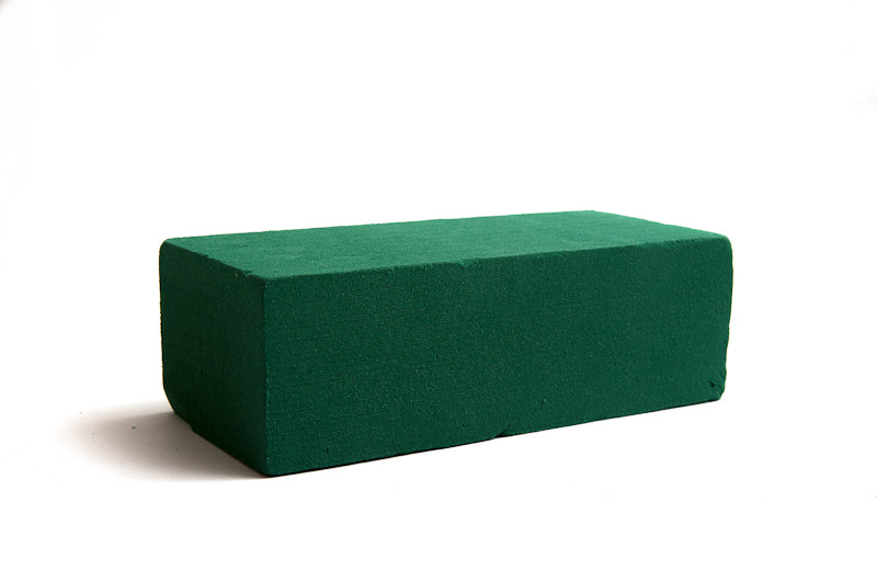 aranžovací hmota florex - zelená