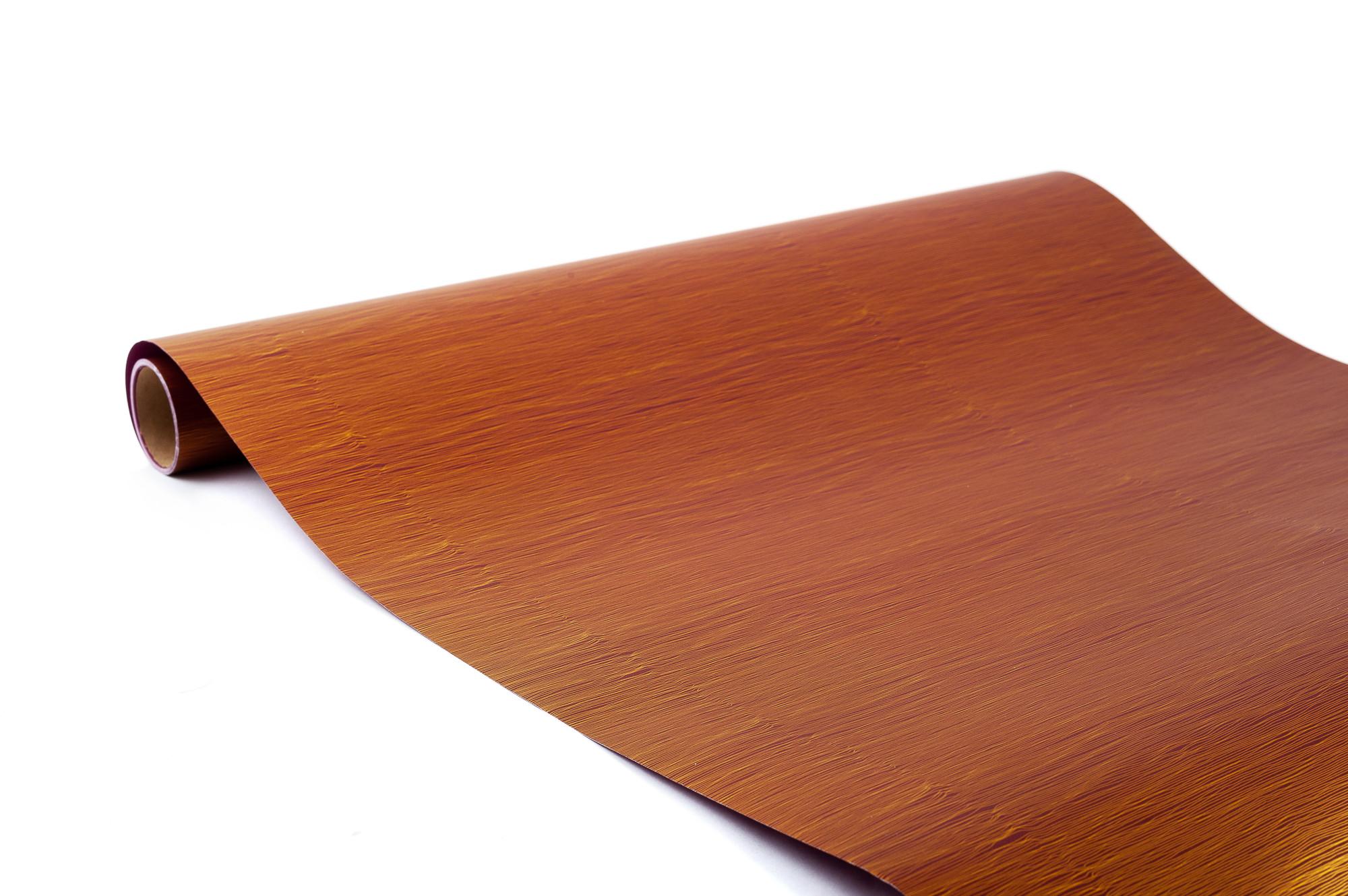 Papír DUO 50 cm, 4,57 m - vínová