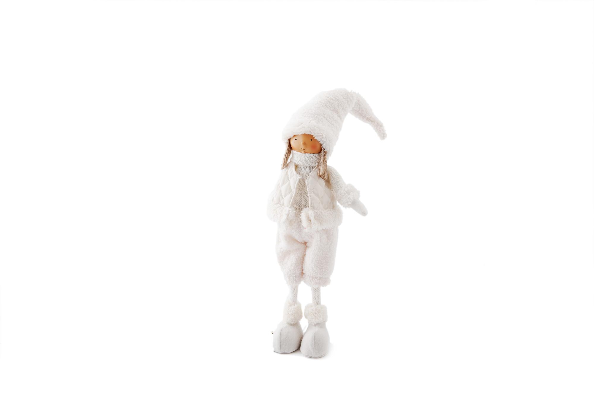 Holčička,stojící 50 cm