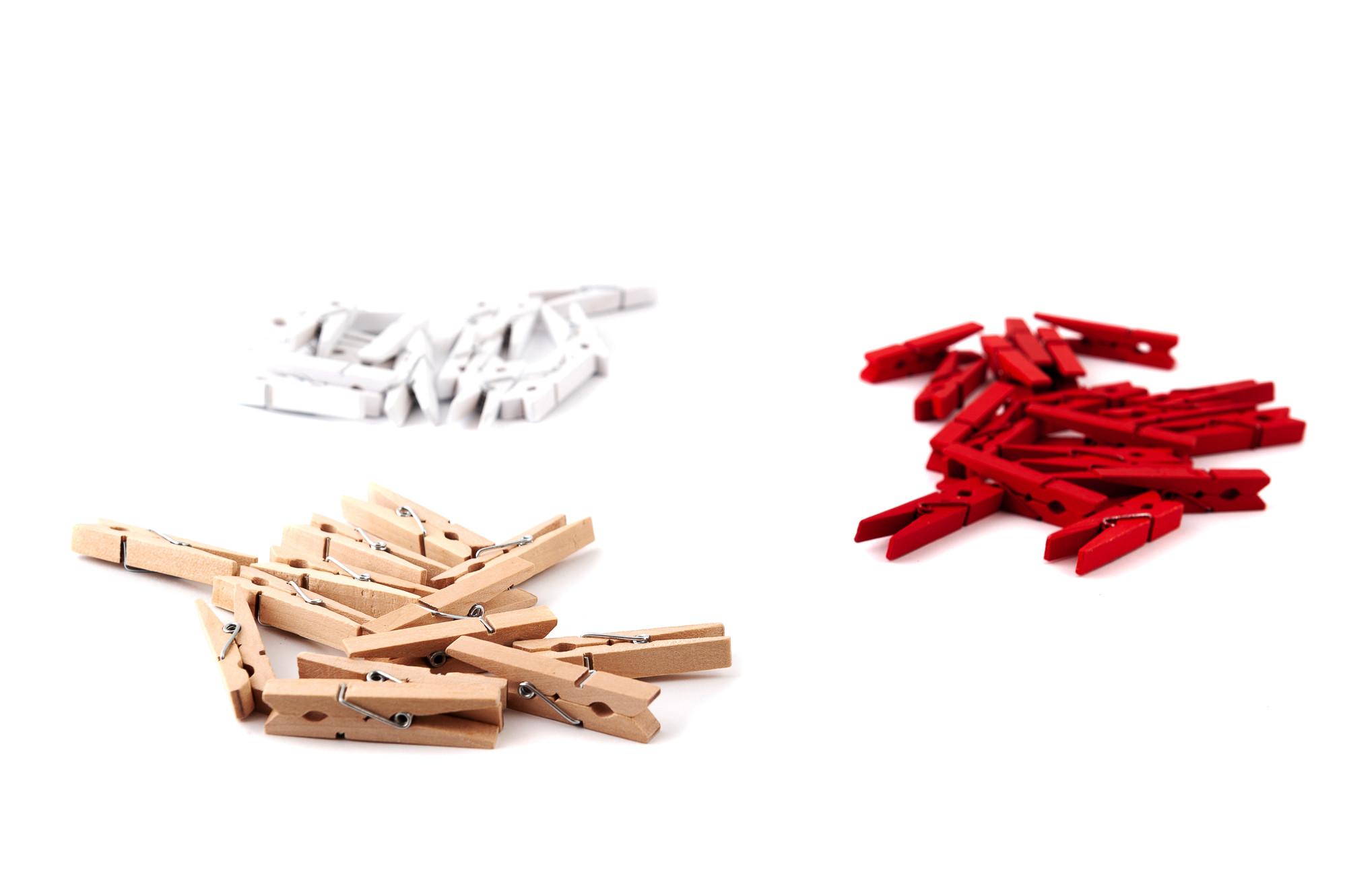 Dřevěné kolíčky 5 cm