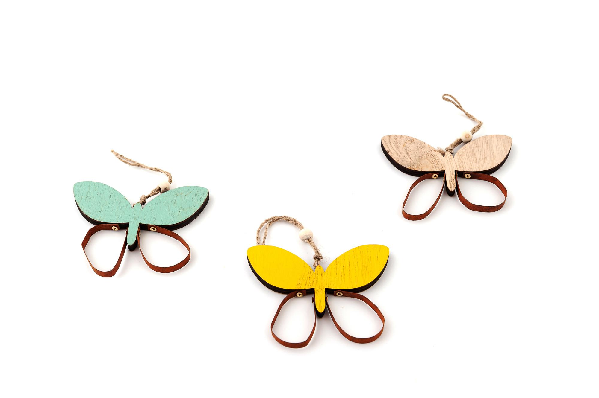 Motýl 10 cm