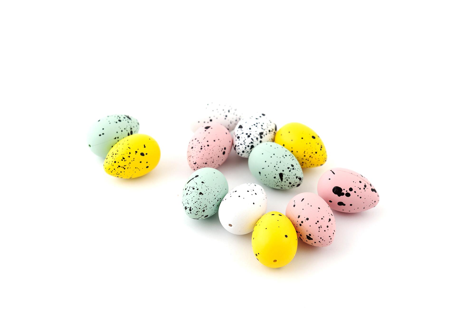 Kropenatá vajíčka 12 ks