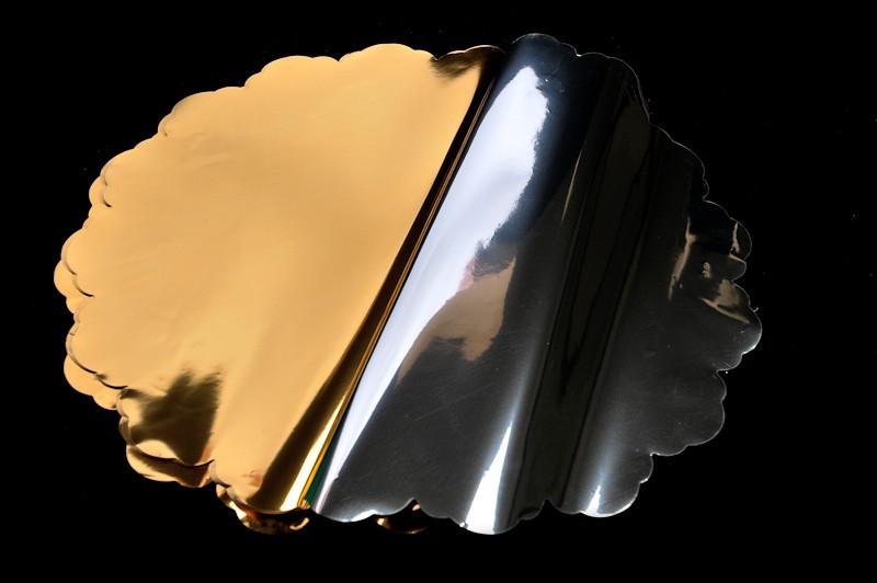 Manžeta metalická 40 cm