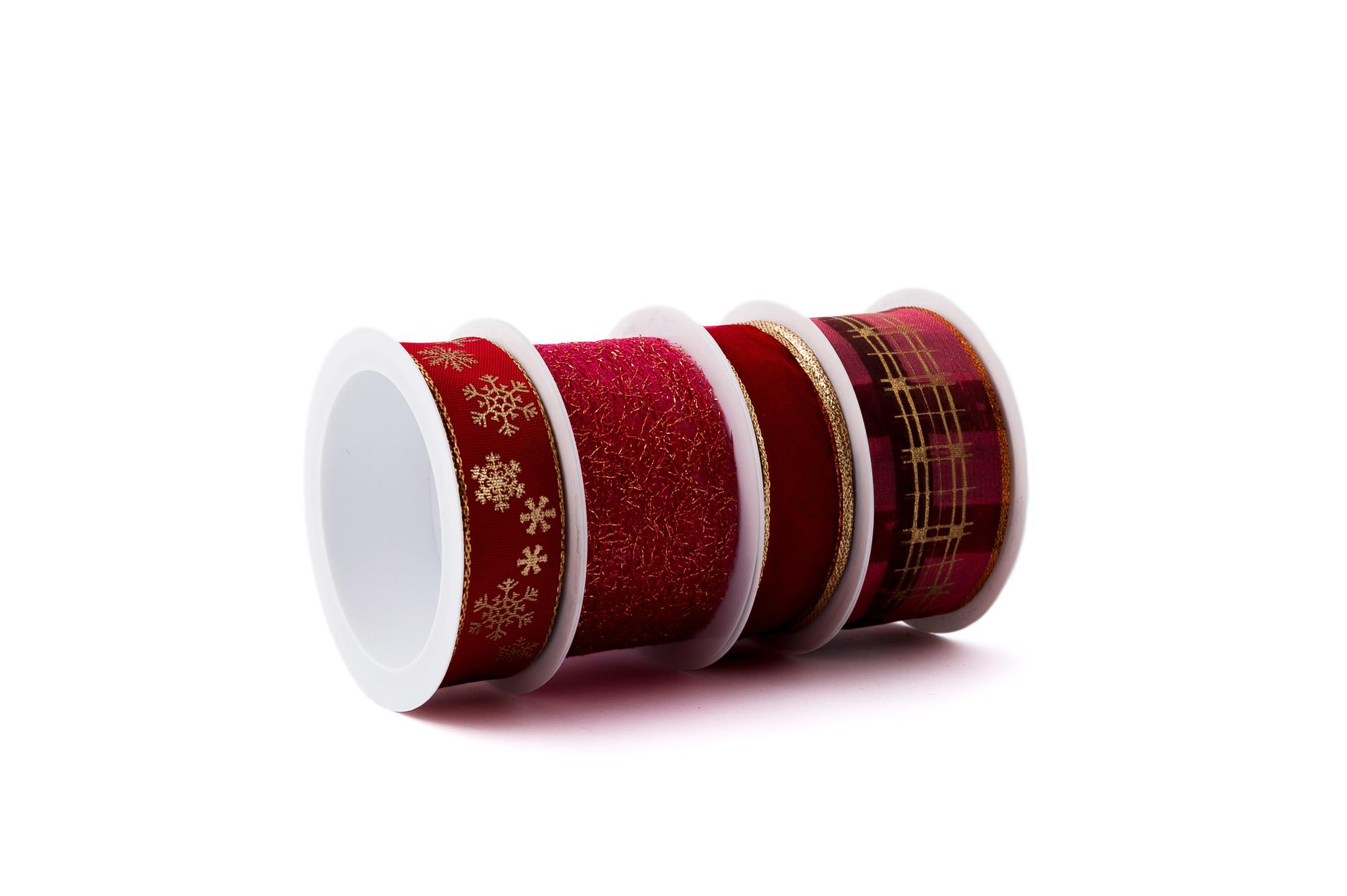 Mix vánoční - červená II