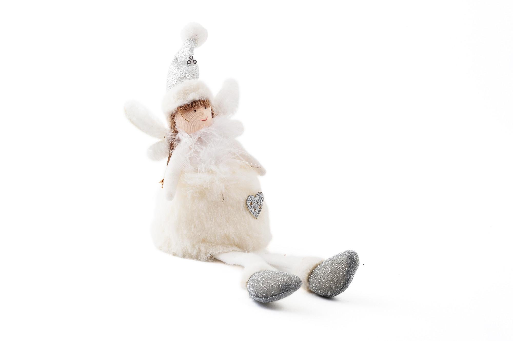 Zimní andílci, mix, 30 cm