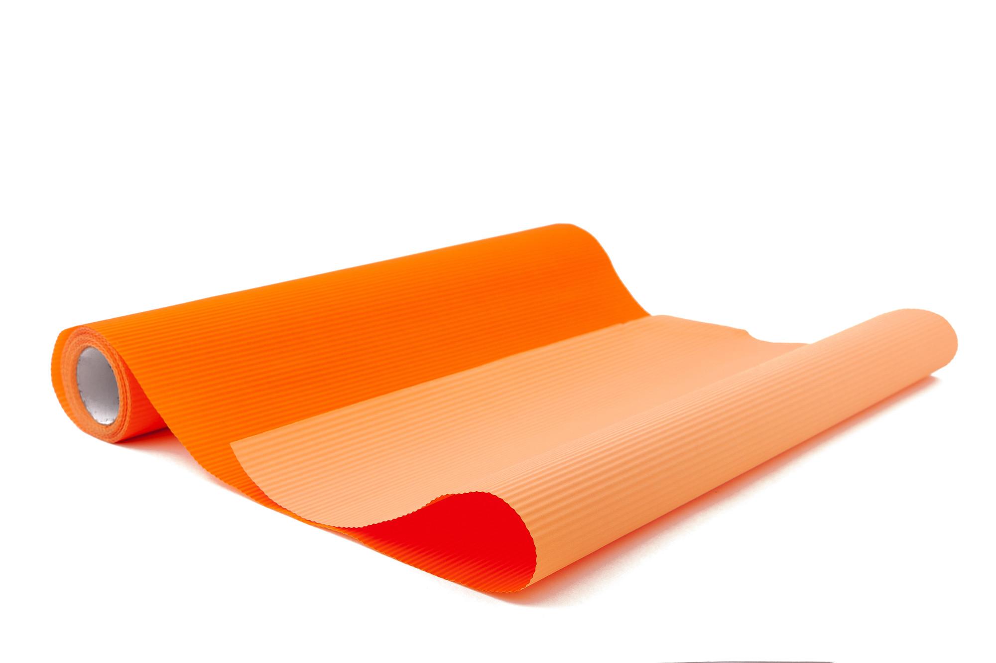 Papír vlnkovaný, dvoubarevný 50 cm