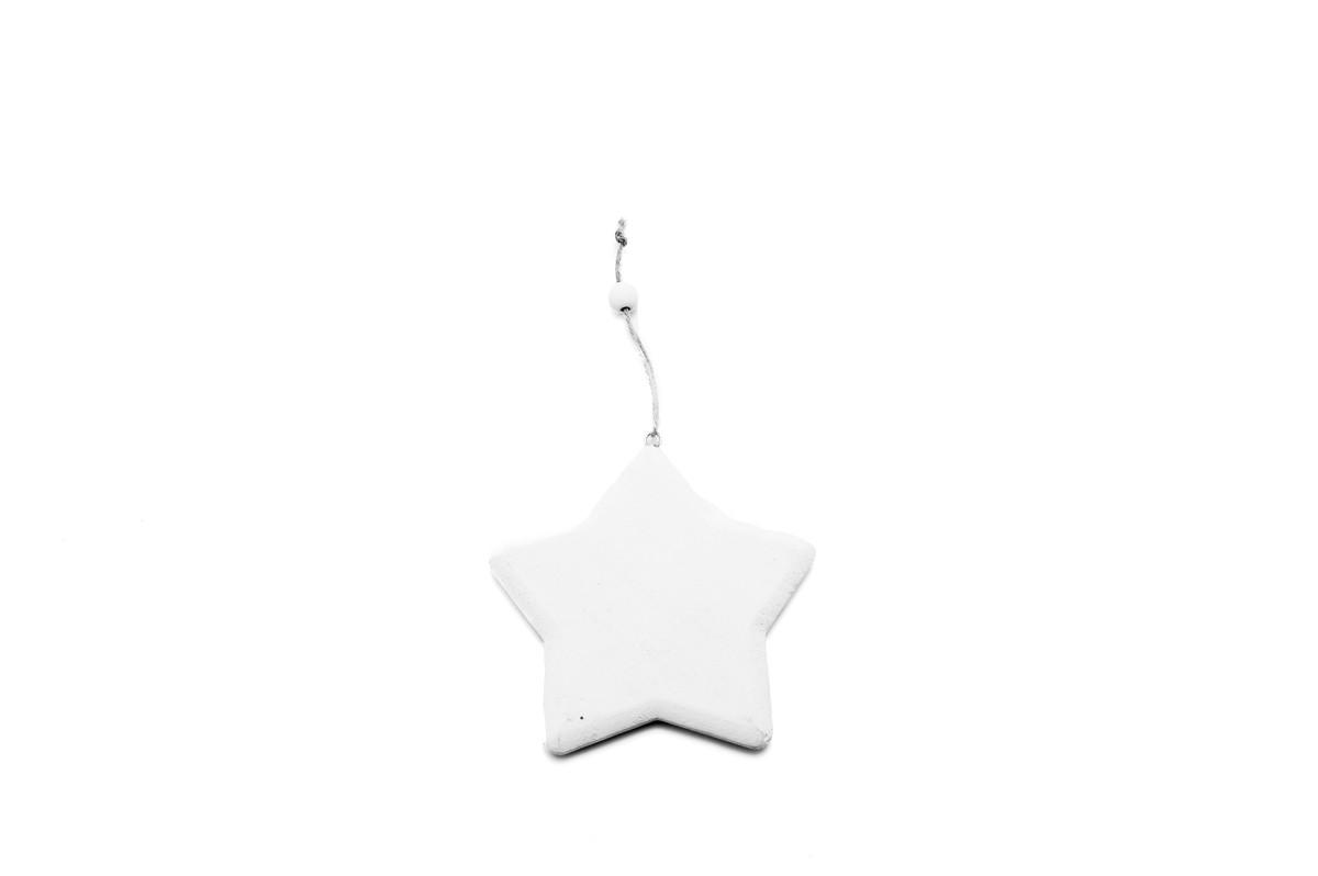 Hvězda 15 cm - na zavěšení