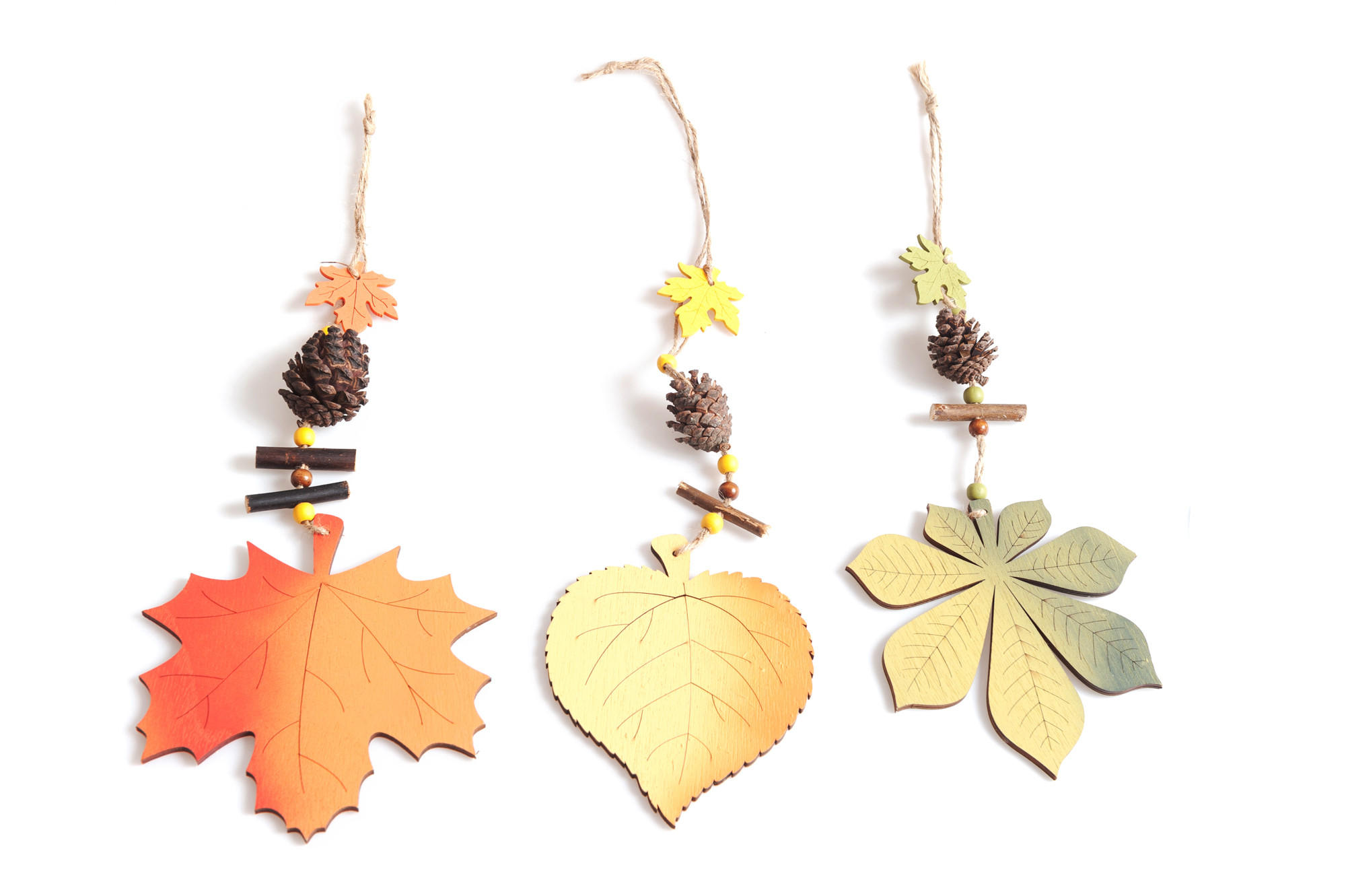 Podzimní listí - mix