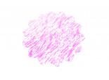 Celofánová manžeta - vzor déšť 50 cm