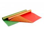 Papír DUO 50 cm, 4,57 m -tmavě zelená