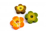 Sisalová girlanda - květinka