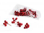 jeřabina - umělá dekorace