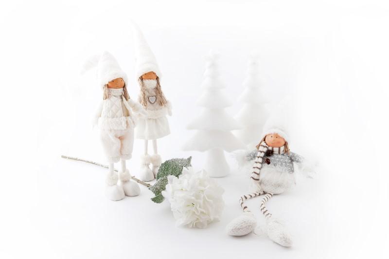Zimní a vánoční dekorace 2019